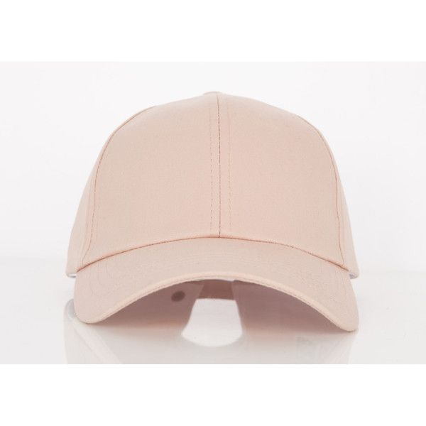 Plain Solid Color Baseball Cap ($19) ❤ liked on Polyvore featuring accessories, hats, metal crown, fitted hats, wide brim baseball cap, crown hat and fitted sports hats