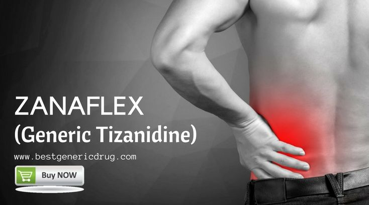 Zanaflex comprises of an FDA-approved in an oral tablet dosage form in dosing strengths of 2mg and 4mg.