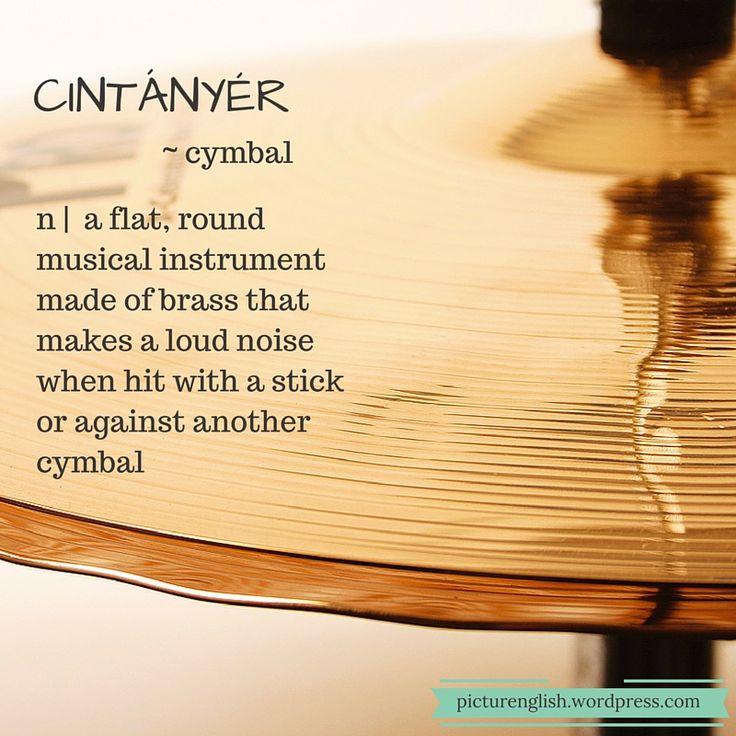 Cymbal / Cintányér