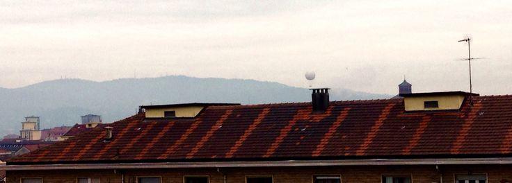 Un giro in mongolfiera su Torino