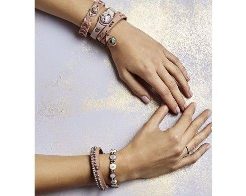 wabi sabi bracelet peacefulness - grey - Wabi Sabi Petite - NOOSA-Amsterdam Petite Collection