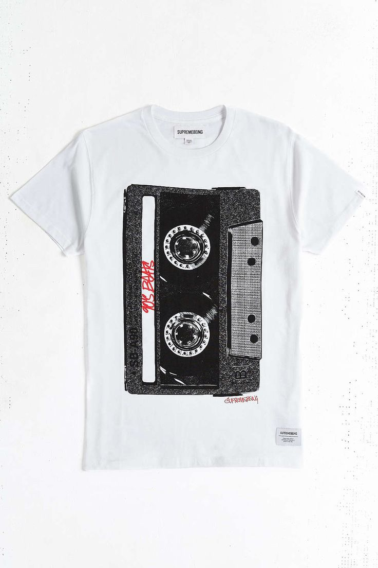 Supremebeing 90s Mixtape Tee - Urban Outfitters