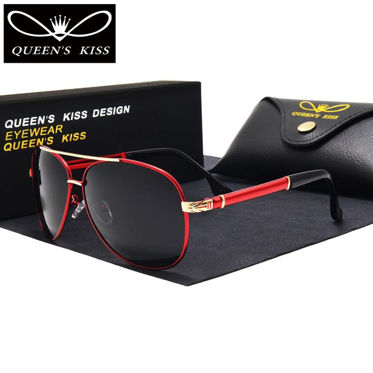 Find More Sunglasses Information about QUEENS KISS men polarized aviator sunglasses luxury brand designer polaroid driving sun glasses eyewear for male shades oculos ,High Quality polarized aviator,China aviator brand sunglasses Suppliers, Cheap aviator sunglasses from QUEENS KISS QUEENSKISS-007 Store on Aliexpress.com