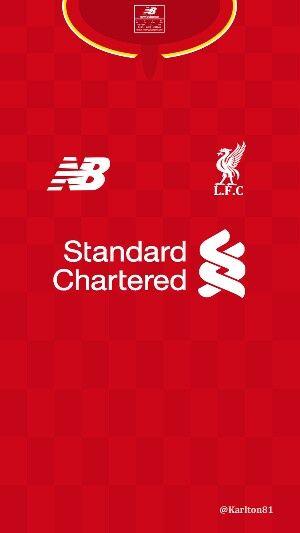 Liverpool wallpaper.