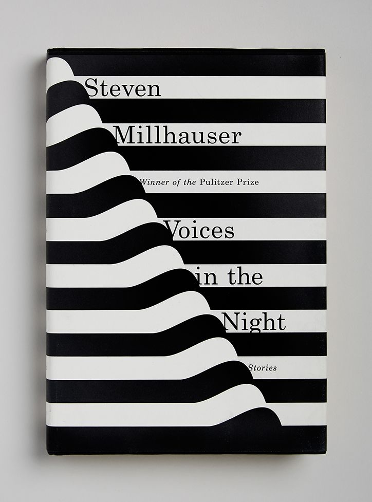 The Best Book Covers Of 2015   The New York Times. //// U201cVoices In The  Nightu201d By Steven Millhauser Designed By Janet Hansen Publisher: Alfred A.