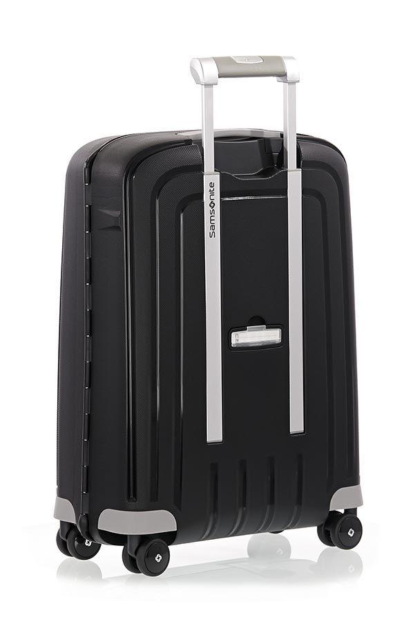 Køb S'Cure Spinner 55cm/20inch Black bagage i den officielle online Samsonite-butik. Oplev vores store udvalg af kufferter, computertasker og anden bagage.
