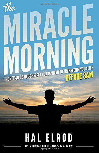 The Miracle Morning: Hal Elrod http://www.amazon.com/gp/product/0979019710/ref=as_li_tl?ie=UTF8&camp=1789&creative=9325&creativeASIN=0979019710&linkCode=as2&tag=hustleheart-20&linkId=R5OWVJI4O3EWISOB