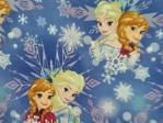 Disney Frozen Characters Anna and Elsa