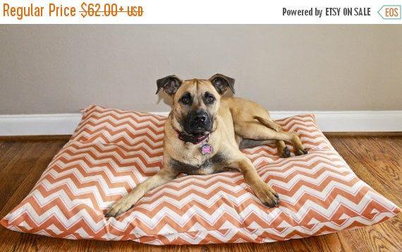 etsy dog bed washable 2