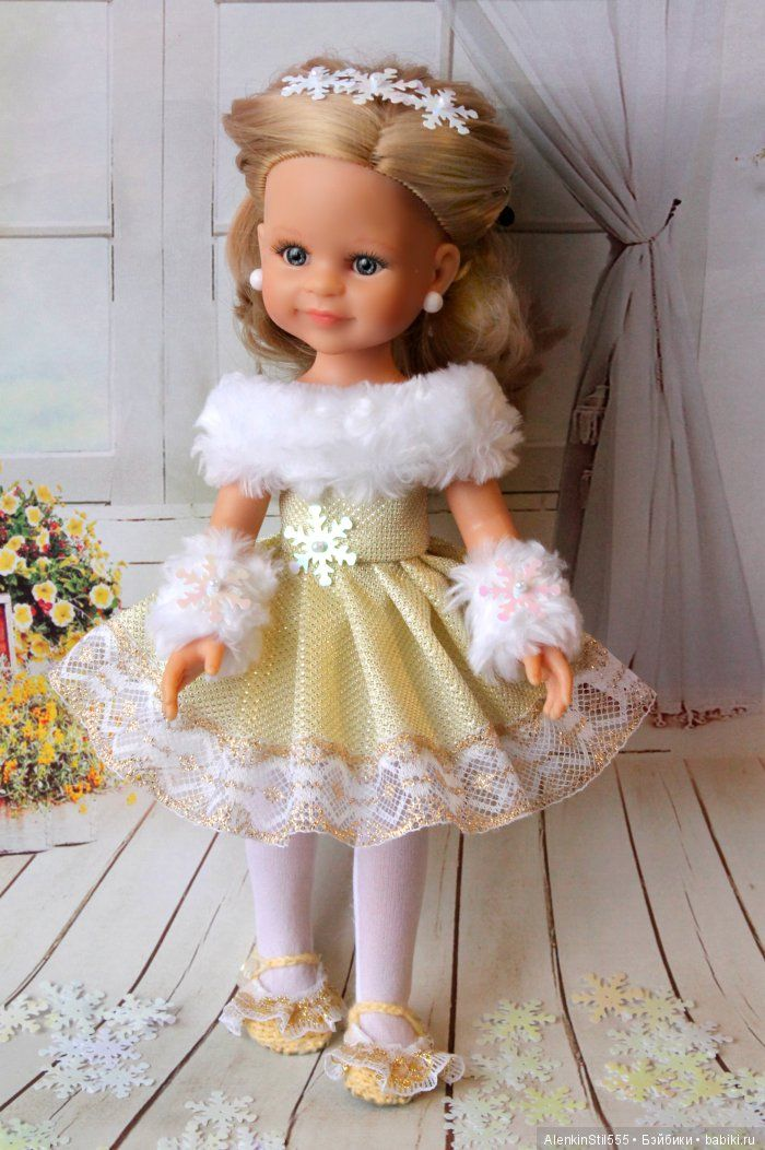 Наряды к Новому Году для любимых Готц и Паолок. / Одежда и обувь для кукол - своими руками и не только / Бэйбики. Куклы фото. Одежда для кукол