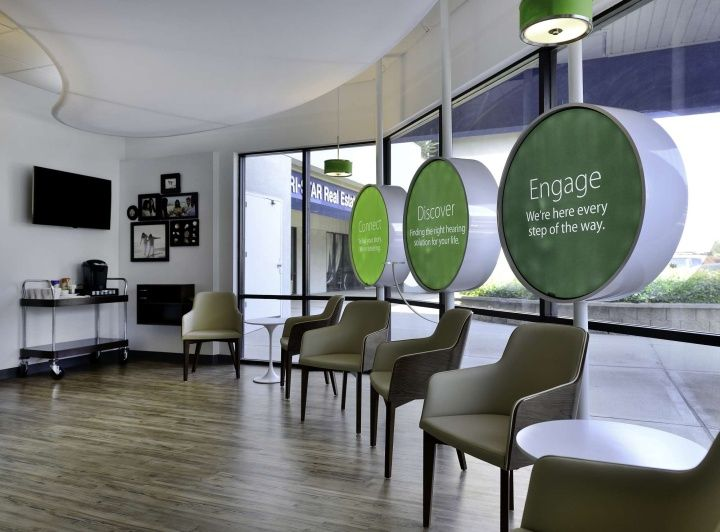 Connect Hearing Store, Upland, Temecula U2013 California » Retail Design Blog