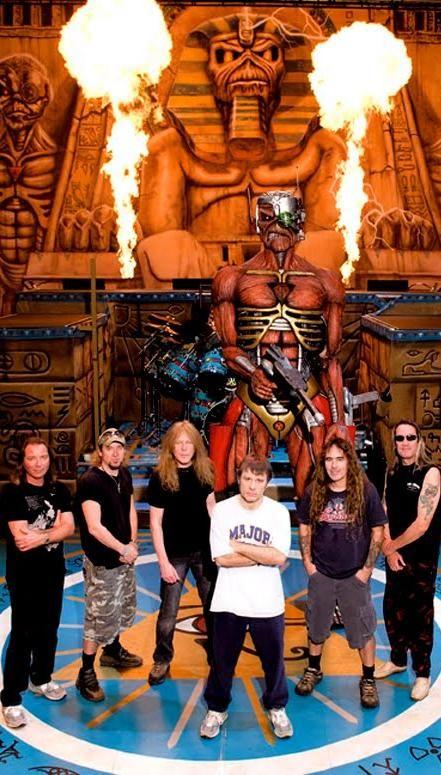 Iron Maiden 2009