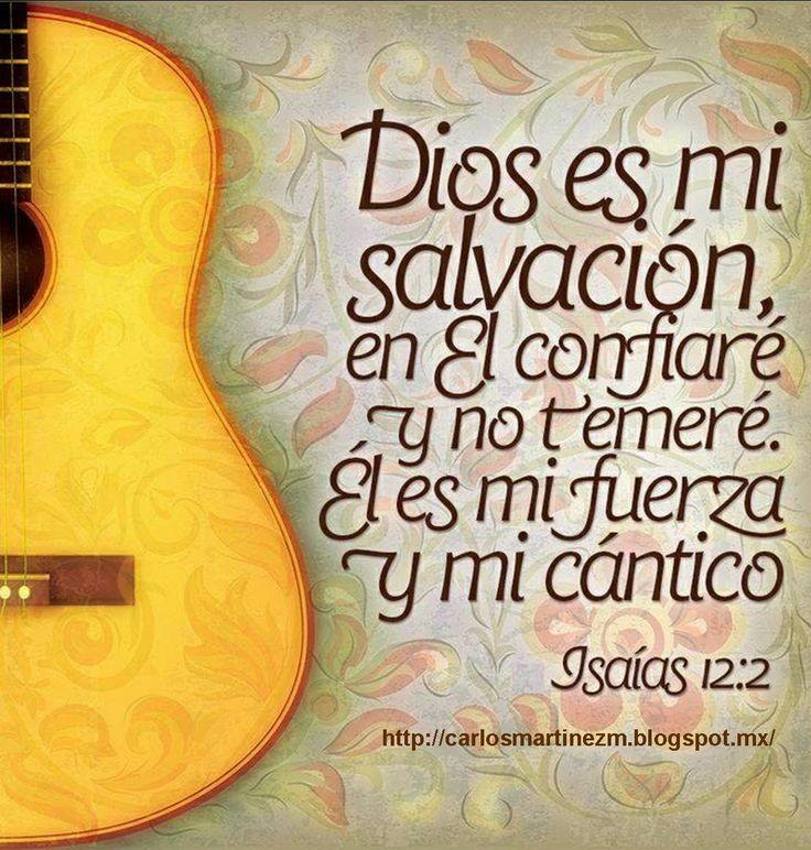 Carlos Martínez M_Aprendiendo la Sana Doctrina: Isaías 12:2