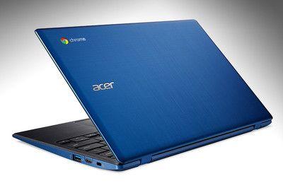 Acer Chromebook 11, design compatto e produttività prolungata - Acer Chromebook 11 è la più recente declinazione del compatto notebook con sistema Chrome OS, un device capace di raggiungere le 10 ore di autonomia.