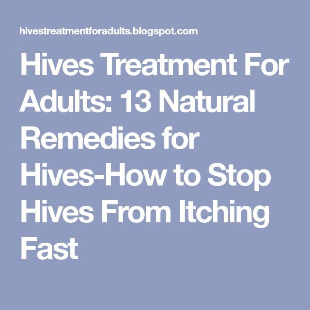 Hives at Night - Hives at Night Face - Hives at Night Causes - food poisoning duration