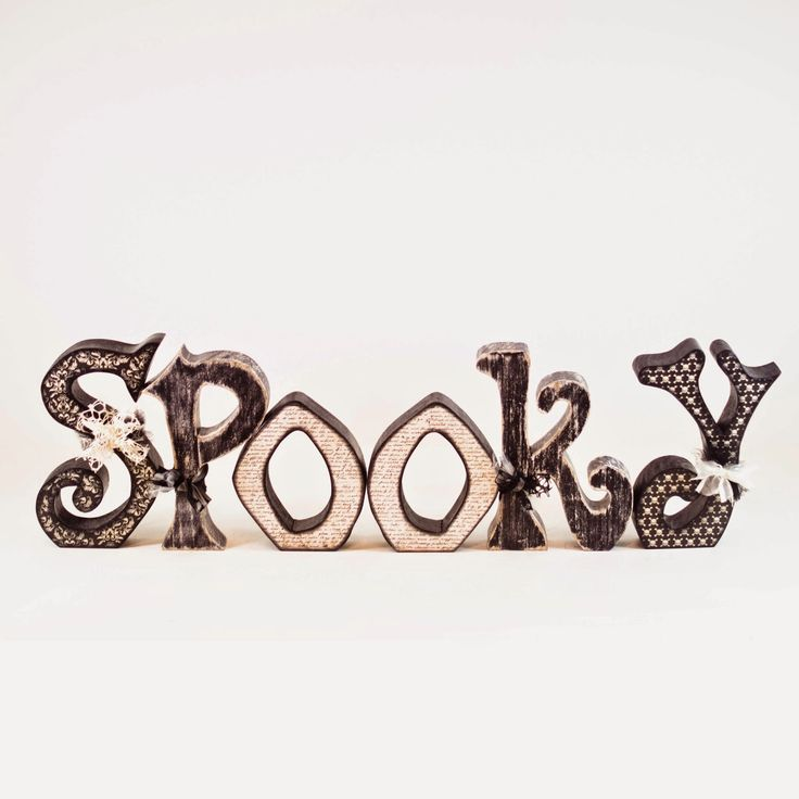 281 best want to make images on pinterest christmas decor spooky word set sciox Images