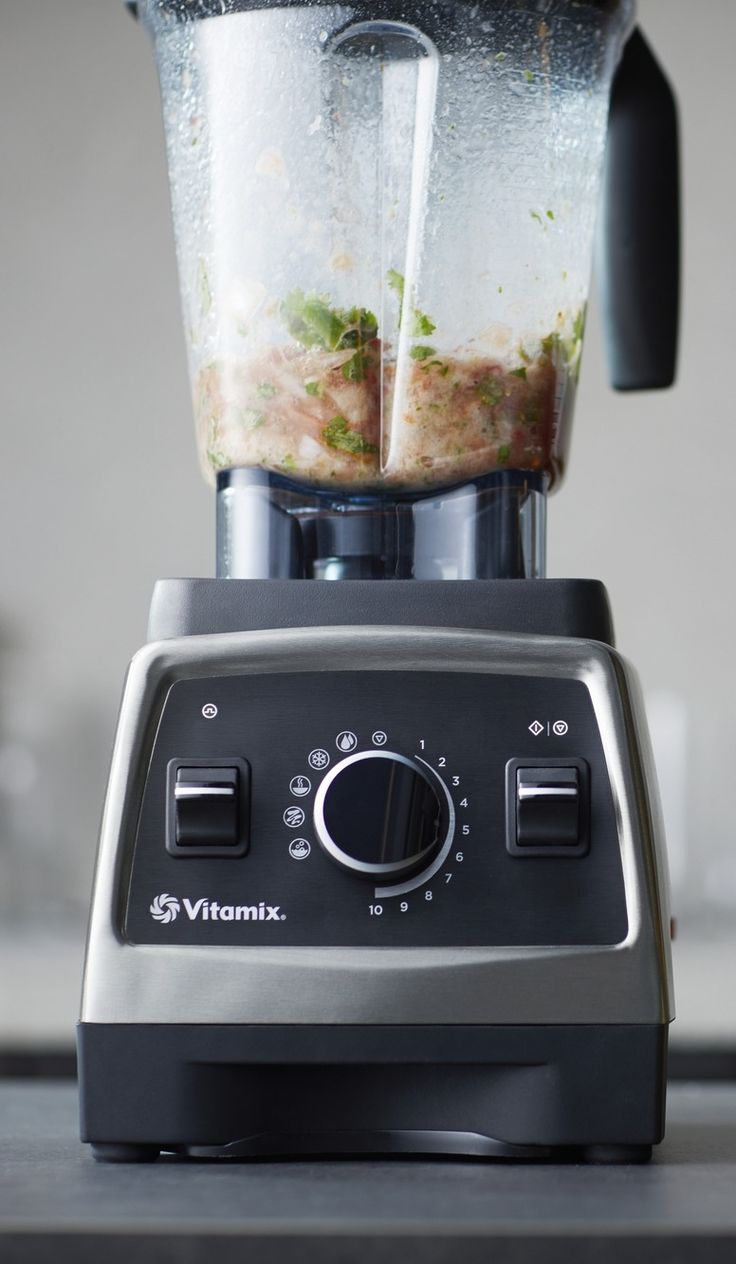 how to make salsa in your vitamix blender