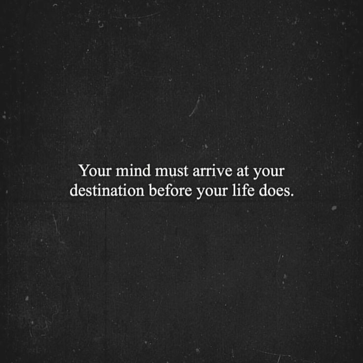 There is only one place to begin changing who and where you are now, your thoughts are the place you have to start. You can not take a step in the right direction with a negative mind!