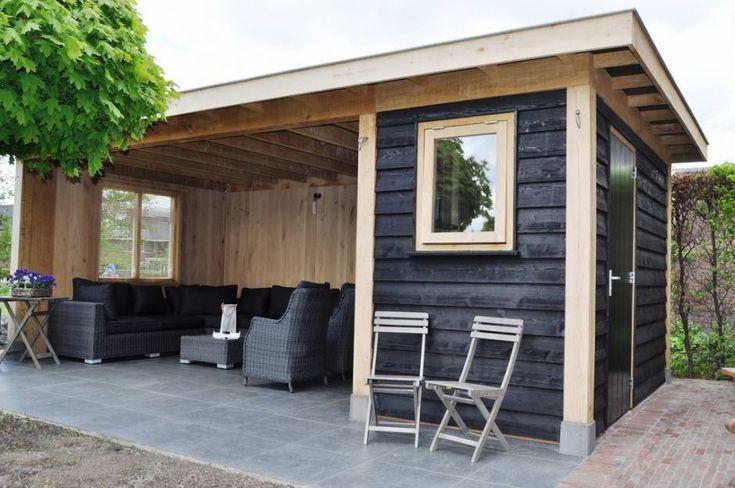 Gorinchem 2 - Tuinhuizen/Buitenkamers - Projecten | van den Berg Houtbouw