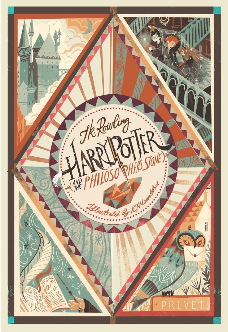 Harry Potter and the Philosopher's Stone. http://thebrightagency.com/artists/view/562
