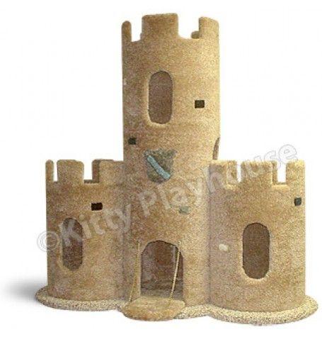 Cat Condos : Scotland Yard Cat Castle