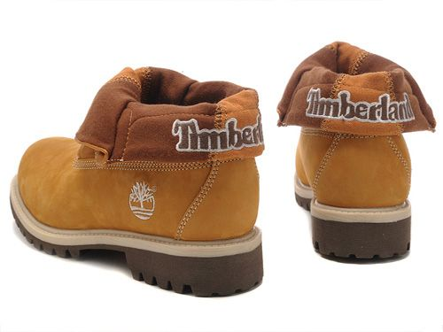 timberland boots for women, wheat timberland roll top boots for women, womens roll top timberland boots