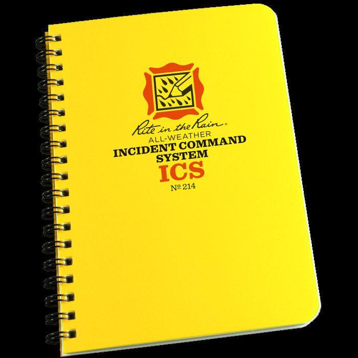 ICS Notebook (No. 214)
