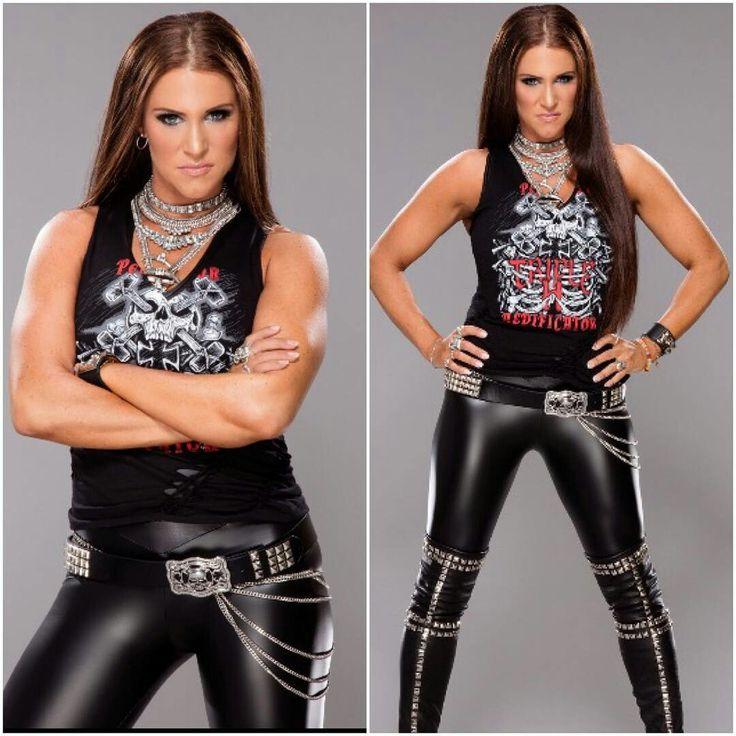Stephanie McMahon at #wrestlemania33