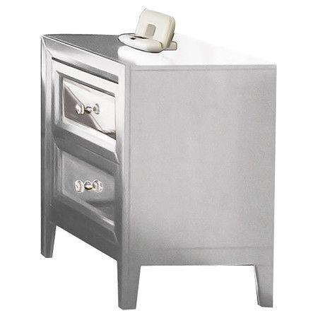 reflections nightstand in white at joss u0026 main