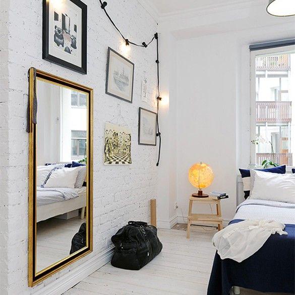 miroir et lumiere chambre pinterest blog. Black Bedroom Furniture Sets. Home Design Ideas