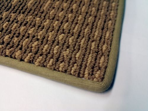 how to make a rug out of carpet remnants