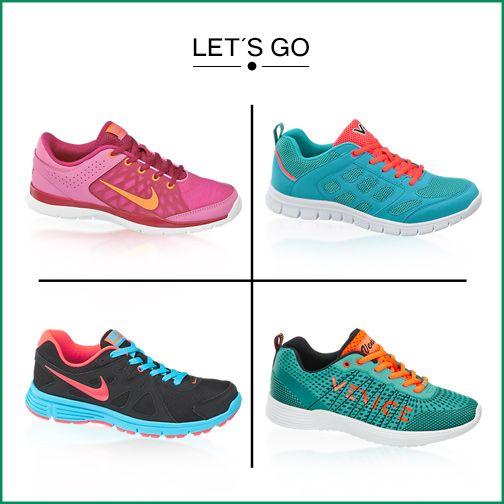 Um für die kommende #Woche nochmal etwas #Energie zu #tanken, kann man sich entweder ausruhen oder man schnappt sich seine schicken #Sneaker oder #Laufschuhe und tankt beim #Sport neue Energie. Was sagt ihr zu unseren #farbenfrohen #Tretern ? vlonru: http://deich.mn/02e520 // http://deich.mn/77e195 // http://deich.mn/dfaf2c // http://deich.mn/a629e5 #sneakers #sport #laufen #nike #vty #venice #sportlich #gesundheit #fitness #bunt #motivation #mode #lifestyle #fashion #deichmann #schuhe