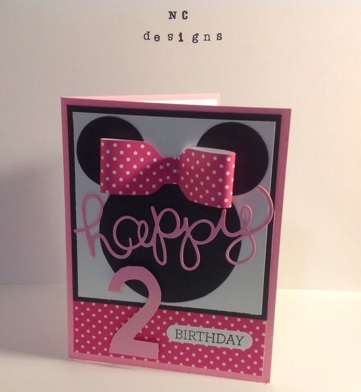 Minnie Mouse Stampin Up, Envelope Punch Board Bow, Crazy About You stamp set