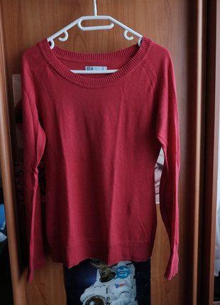 Kupuj mé předměty na #vinted http://www.vinted.cz/damske-obleceni/svetry/15801138-cerveny-malinovy-svetr-zn-elements