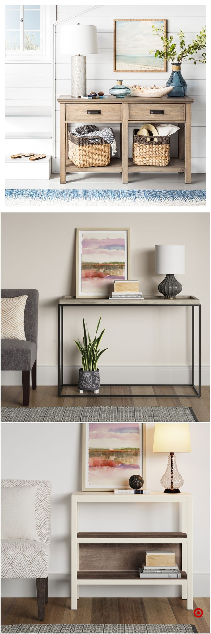 Shop Target for console table you will love at great low prices. Free shipping on all orders or free same-day pick-up in store.