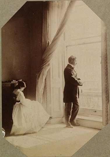 photograph by Lady Hawarden Clementina, ca. 1858-61,