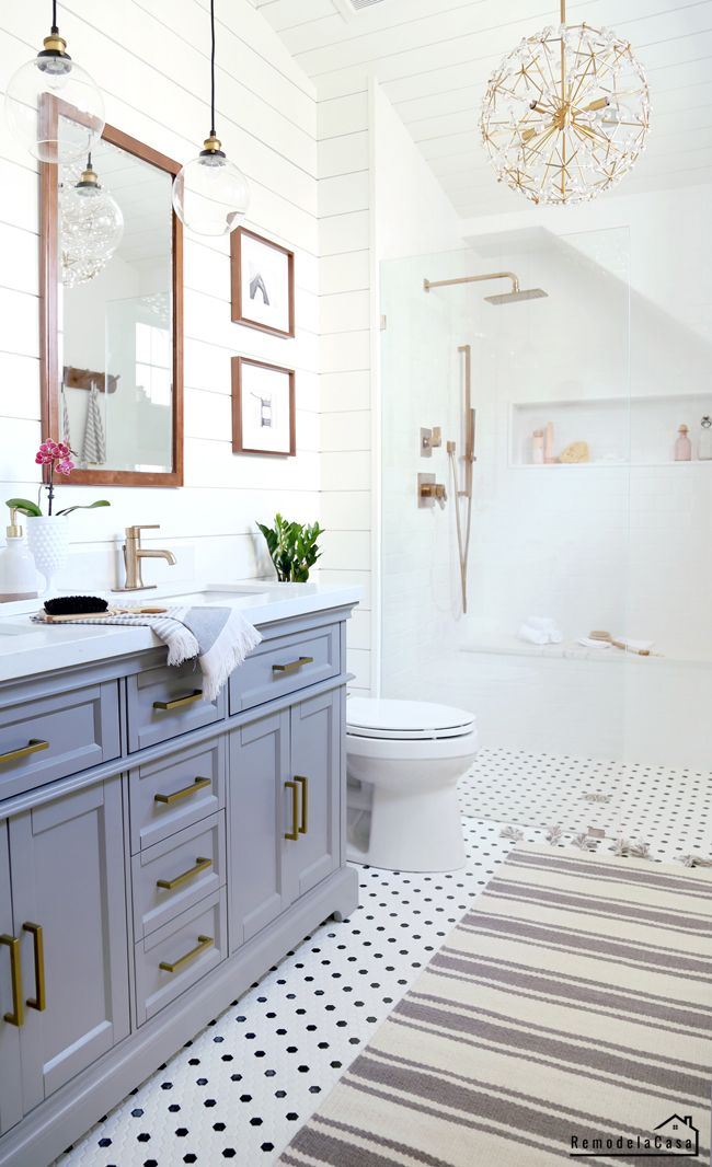 Small Master Bathroom The Reveal Bathrooms Remodel Budget Bathroom Remodel Small Master Bathroom