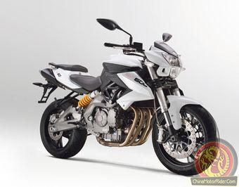 Qianjiang Benelli 600 R Motorcycle