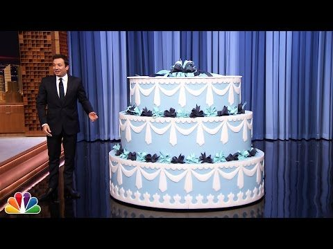 Jimmy's birthday surprise!