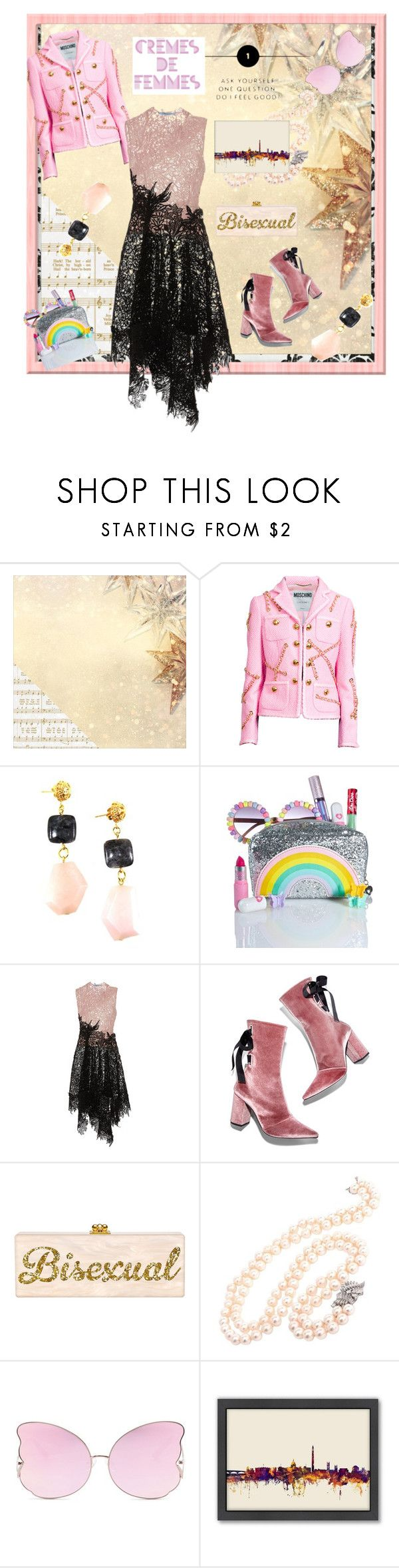 """Free Spirit"" by rita257 ❤ liked on Polyvore featuring Kaisercraft, Local Heroes, Blumarine, Robert Clergerie, Matthew Williamson and Americanflat"