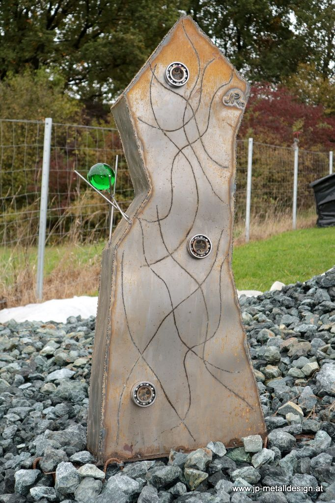 Garten Metall Skulptur Garden Metal Sculpture Skulpturen