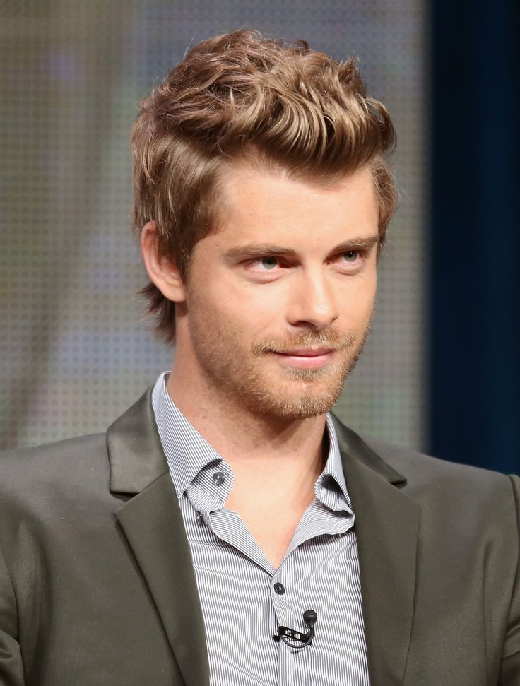 Luke Mitchell as John Young on the Tomorrow People