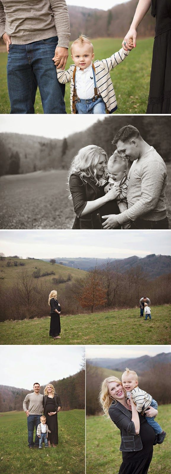 I love relaxed, fun, and natural maternity and family photo shoots.