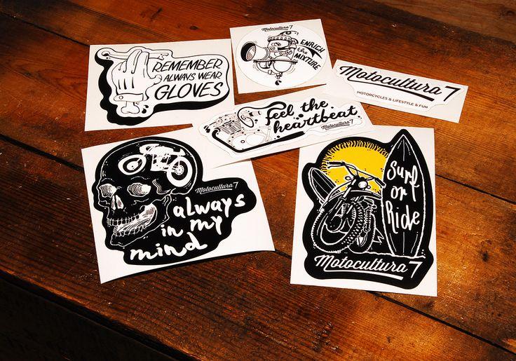 Stickers Motocultura7