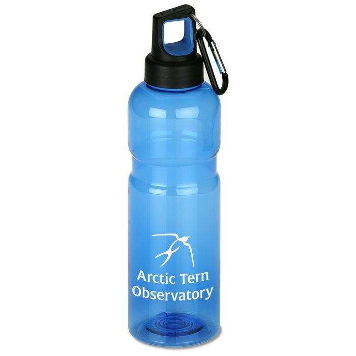 Encourage employees to drink more water from a BPA free bottle!