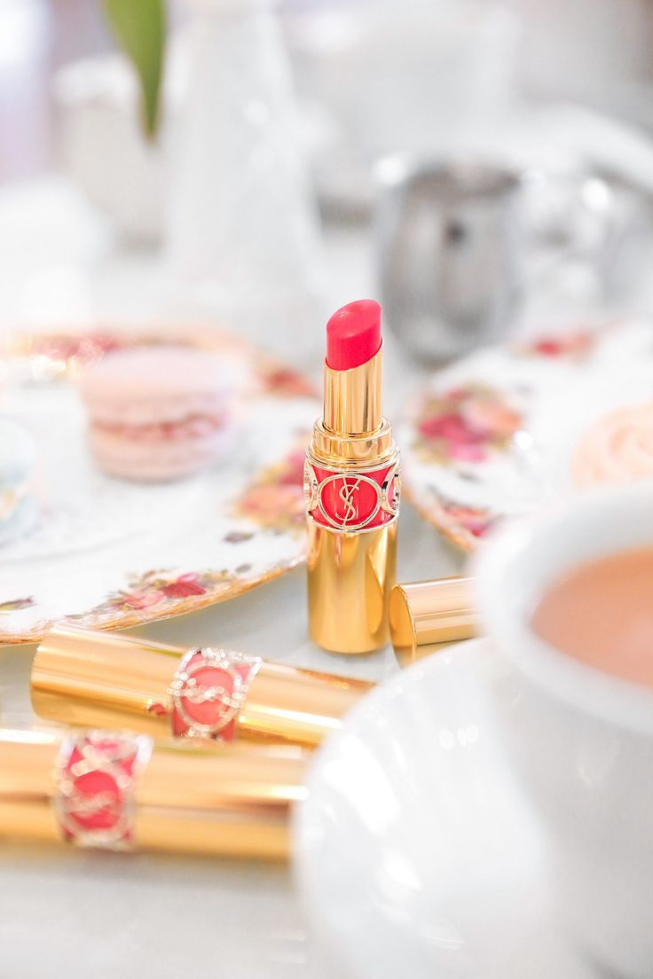 Obsessed with Rouge Volupte Shine Oil-in-Sticks....and their gorgeous packaging! http://seph.me/1SwLojD