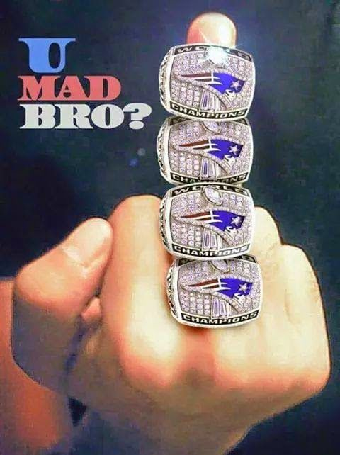this is for all you patriots haters out there!!!