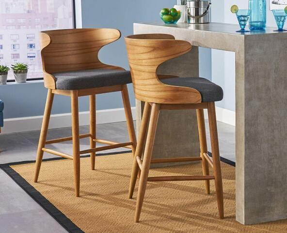 The 33 Best Modern Bar Stools Reviews In Depth Guides 2019 Hibarstools Bar Chairs Design Bar Stools Modern Bar Stools Kitchen