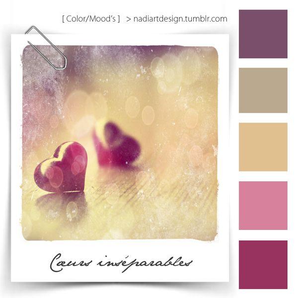 17 best images about palette couleur on pinterest home - Association couleur aubergine ...