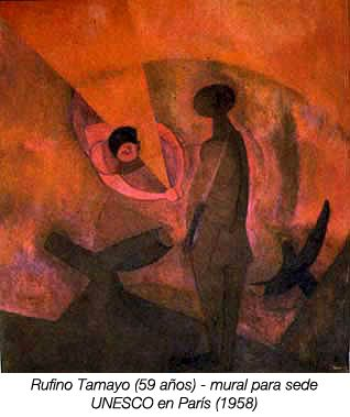 17 best images about rufino tamayo on pinterest mexican for Mural rufino tamayo